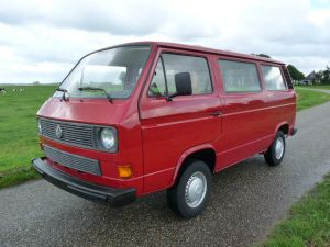 photo Volkswagen T3