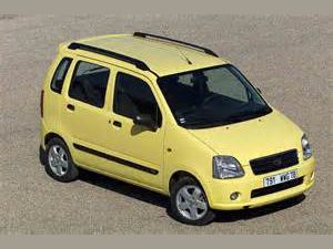 photo Suzuki Wagon R  (mk3)