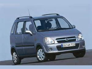 photo Opel Agila  (mk1)