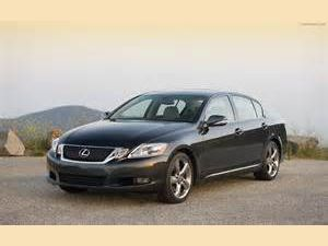 photo Lexus GS III (S190)