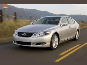 photo Lexus GS III (S190) Hybride