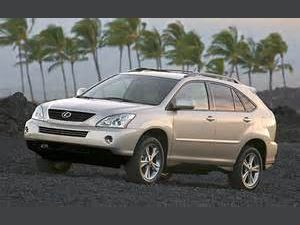 photo Lexus RX (2) Hybrid