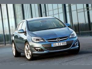 photo Opel Astra [J]