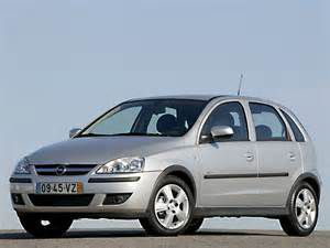 photo Opel Corsa [C]