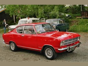 photo Opel Kadett [B]