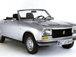 evolution de la cote peugeot 304 cabriolet 1969 1980 en france. Black Bedroom Furniture Sets. Home Design Ideas