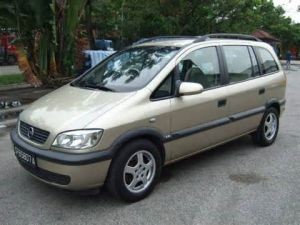 photo Opel Zafira [A]