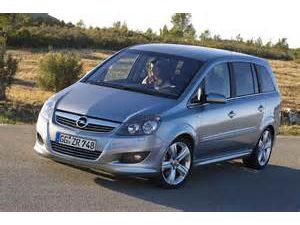 photo Opel Zafira [B]