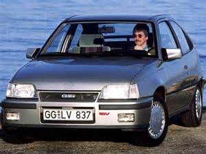 photo Opel Kadett GSI [E]