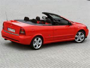 photo Opel Astra cabriolet [G]