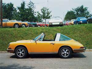 photo Porsche 911 Targa [901]