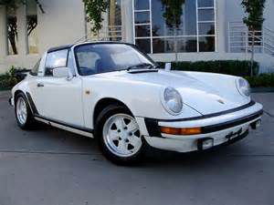 photo Porsche 911 targa [G]