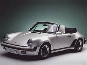 photo Porsche 911 carrera cabriolet [G]