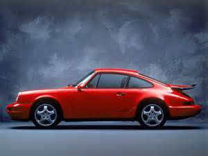 photo Porsche 911 Carrera RS [964]