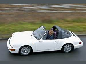 photo Porsche 911 targa [964]