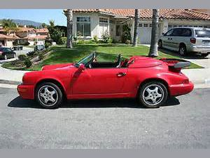 photo Porsche 911 speedster [964]