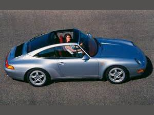photo Porsche 911 targa [993]