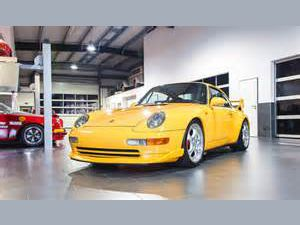 photo Porsche 911 carrera RS [993]