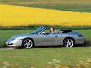 photo Porsche 911 Carrera cabriolet [996]