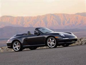 photo Porsche 911 Carrera 4 cabriolet [996]