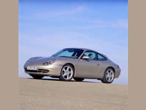 photo Porsche 911 Carrera 4 [996]