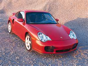 photo Porsche 911 Turbo [996]