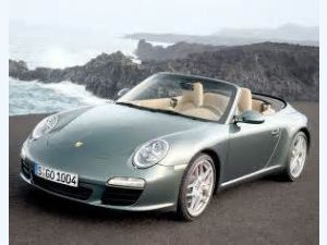 photo Porsche 911 carrera S cabriolet [997]