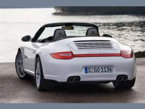 photo Porsche 911 carrera 4 cabriolet [997]