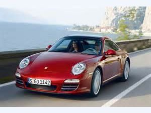 photo Porsche 911 targa 4 [997]