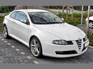 photo Alfa Romeo GT V6