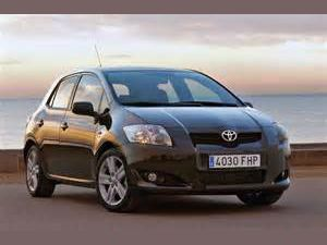 photo Toyota Auris  (mk1)