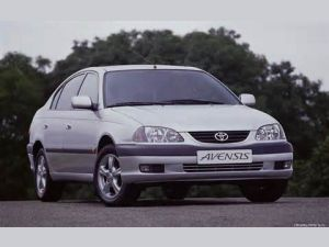 photo Toyota Avensis [T210]