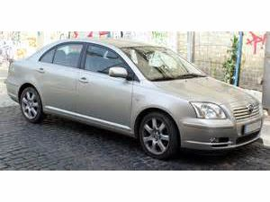 photo Toyota Avensis [T250]