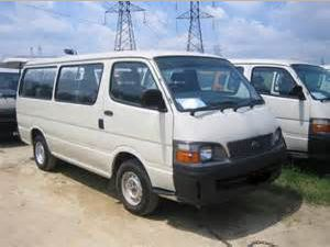 photo Toyota HiAce  (mk4)