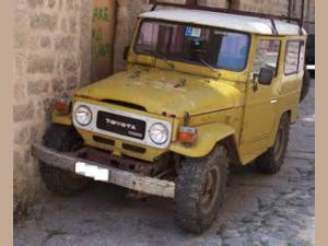 photo Toyota Land Cruiser  (mk4)