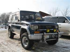 photo Toyota Land Cruiser  (mk1)