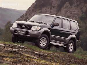 photo Toyota Land Cruiser  (mk2)