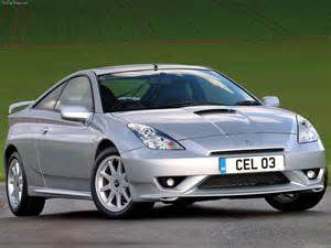 photo Toyota Celica  (mk7)