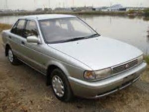 photo Nissan Sunny [B13]