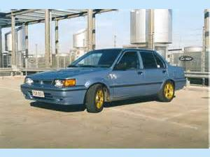 photo Nissan Sunny [N13]