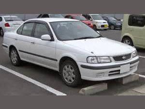 photo Nissan Sunny [B14]