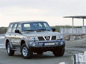 Car valuation evolution Nissan Patrol [Y61] (1998 - 2010) in