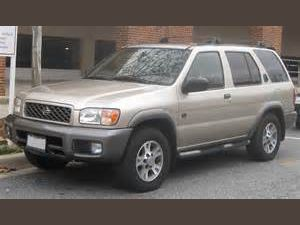 photo Nissan Pathfinder [R50]