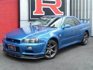 photo Nissan Skyline [R34]