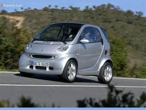 photo Smart Fortwo  (mk1)