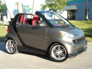 photo Smart Fortwo cabriolet Brabus  (mk1)