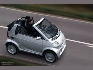 photo Smart Fortwo cabriolet  (mk1)