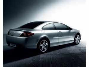 photo Peugeot 407 coupé