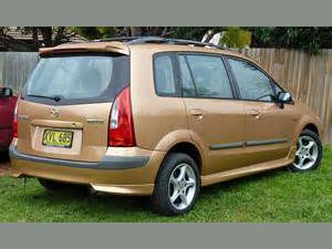 photo Mazda Premacy  (mk1)