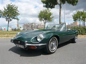 photo Jaguar Type E cabriolet  (mk3)